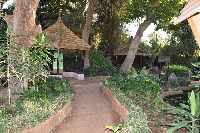 Les Jardins Exotiques de Bouknadel | Tourisme à Rabat-Salé-Kénitra, Maroc